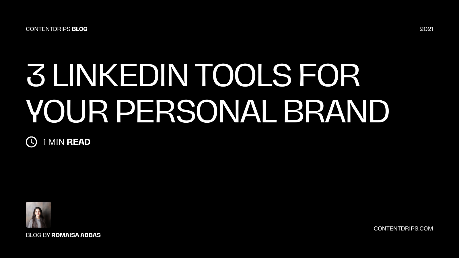 Three LinkedIn Tools to Manage Your Content